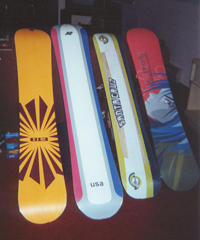 Labe Viajero Inmunizar  Gregor's Hobbies - Snowboarding - Gear